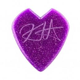 47RKH3NPS Kirk Hammett Purple Sparkle Jazz III Bag/24
