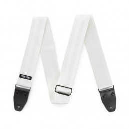 DST7001WH Tracolla Seatbelt Deluxe Bianco