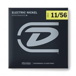 DEN1156 Nickel Plated Steel, Med-Extra Heavy, Set/6