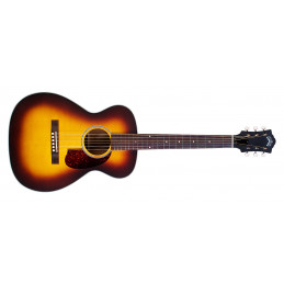 M-40 TROUBADOUR ATB ANTIQUE BURST SATIN