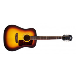 D-40 TRADITIONAL ATB ANTIQUE BURST NITRO