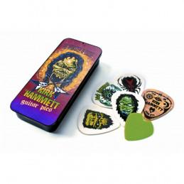KH01T088 Kirk Hammett Tin Box