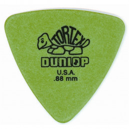 431R Tortex Triangle Green .88
