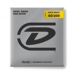DBSBN40100 Super Bright Nickel Wound, Light Set/4