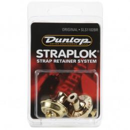 SLS1102BR Straplok Original Strap Retainer System, Brass