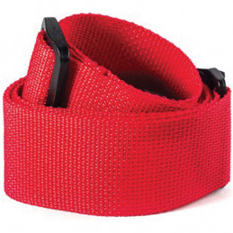 D07-01RD DUNLOP POLY STRAP RED