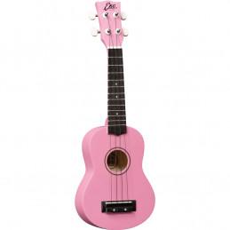 Uku Primo Ukulele Soprano Pink