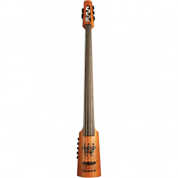 CR5 Omni Bass 5 Fretless Amber Stain