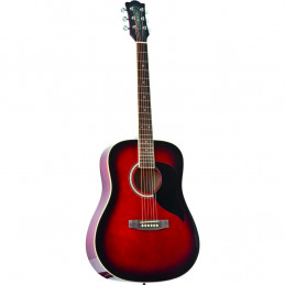Ranger 6 Eq Red Sunburst