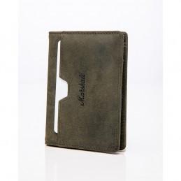 ACCS-00219 Portafogli Suedehead Olive