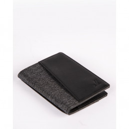 ACCS-00221 Portafogli Denim & Leather