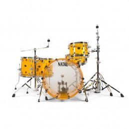 Arcadia Acrylic A2 Set Transparent Orange