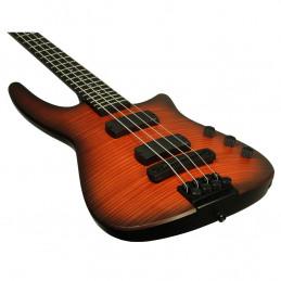 NXTa Radius Bass 4 Sunburst