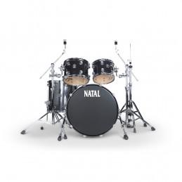 Maple Originals TRC Set Black Metallic