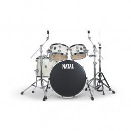 Maple Originals TJ Set White Metallic