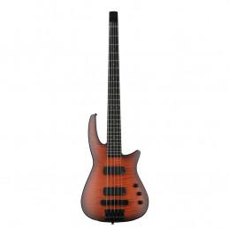 NXTa Radius Bass 5 Sunburst