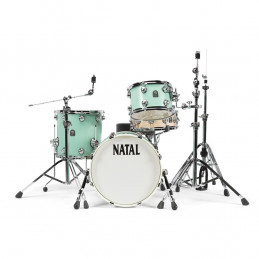 Cafè Racer T20 Set Sea Foam Green