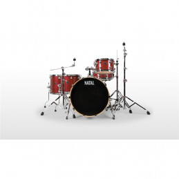 Arcadia Birch F20 Set Red Sparkle