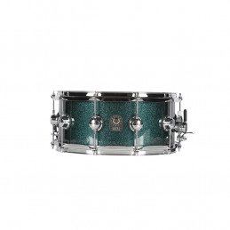 Cafè Racer Rullante 14x6,5 British Racing Green Sparkle