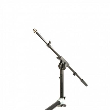QLX/4 EU Asta microfonica a giraffa telescopica e regolabile