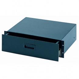 RS/671 Cassetto rack 3 unità con sistema di sbloccaggio/bloccaggio