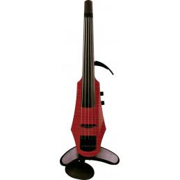 WAV Electric Violin 5 Amber Burst