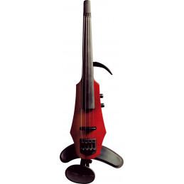 WAV Electric Violin 4 Amber Burst