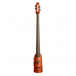 CR Omni Bass 4 Fretless Amber Stain