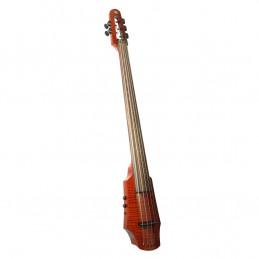 WAV Electric Cello 4 Amberburst