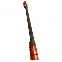 WAV Electric Upright Bass 4 Amberbust
