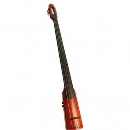 WAV Electric Upright Bass 5 Amberbust