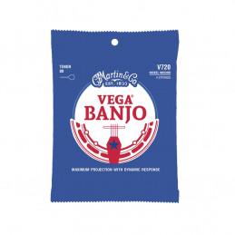 V720 Vega Banjo Strings Tenor Nickel Wound