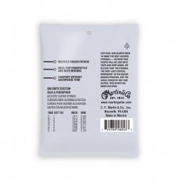 MA130FX Authentic Flexible Core Silk & Phosphor Custom 11-47
