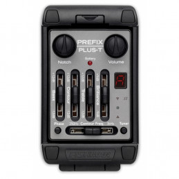 Prefix Plus-T Onboard Preamp Narrow Format