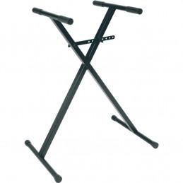 X103 Stand a X Master per Tastiera pesante Telaio Singolo Nero