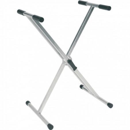 RX30-T Stand a X per Tastiera Telaio Doppio Ball Lock Titanio