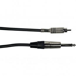 K01-3 Cavo Segnale RCA maschio/Jack Mono 3 m