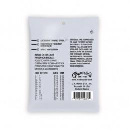 MA500 Authentic SP Extra Light 12-Strings Phosphor Bronze 10-47