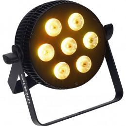 SLIMPAR-710-QUAD Proiettore Par LED 7 x 10W RGBW