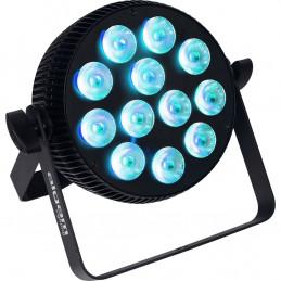 SLIMPAR-1210-QUAD Proiettore Par LED 12 x 10W RGBW