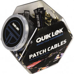 FPC/QUIKBOARD PACK JAR 65 Cavi Patch Flat