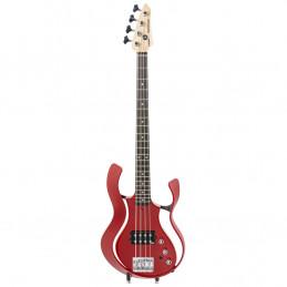 VSBA-A1H-RDMR Starstream Active Bass 1H Artist Metallic Red