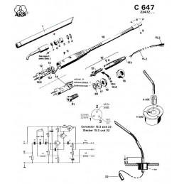 AKG C647 COMB