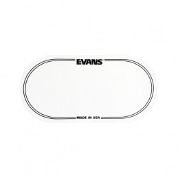 EVANS EQPC2 CLEAR PLASTIC DOUBLE PATCH