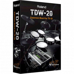 ROLAND TDW-20 EXPANSION MEMORY BOARD PER TD-20