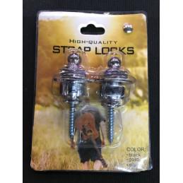 MPGEAR SECURITY LOCK - SILVER