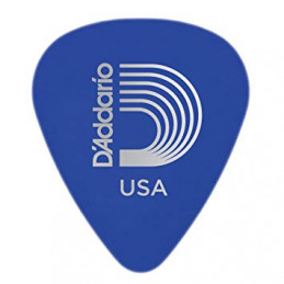 D'ADDARIO 1DBU5 DURALIN PLETTRO BLUE 1,00 MM MEDIUM-HEAVY