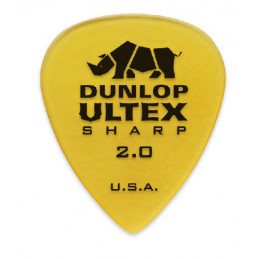 DUNLOP 433R20 ULTEX SHARP PLETTRO 2,0MM