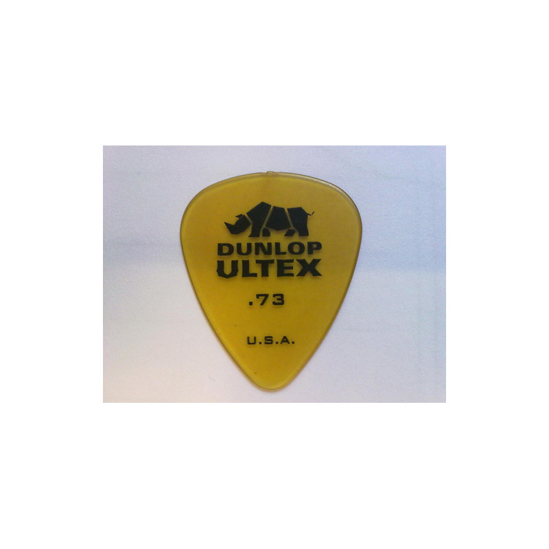 DUNLOP 421R73 PLETTRO ULTEX STANDARD 0,73 MM