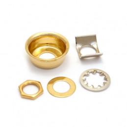 FENDER 0991941200 TELECASTER® JACK FERRULE STAT GOLD PLATE